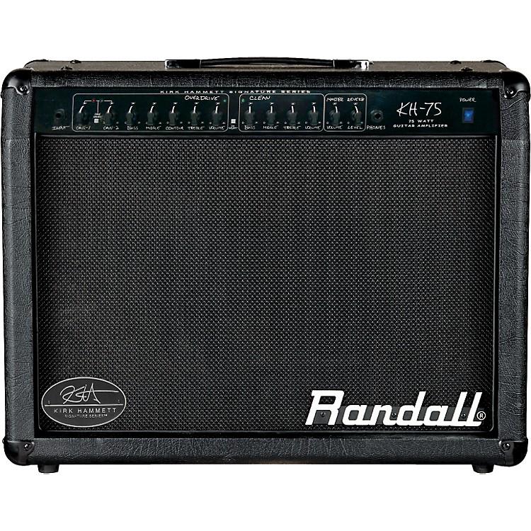 RandallKirk Hammett KH75 75W 1x12 Guitar Combo AmpBlack