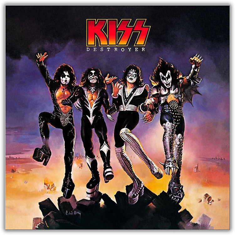 Universal Music Group Kiss - Destroyer Vinyl LP