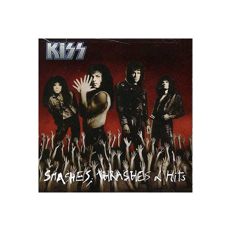 AllianceKiss - Smashes Thrashes & Hits (CD)