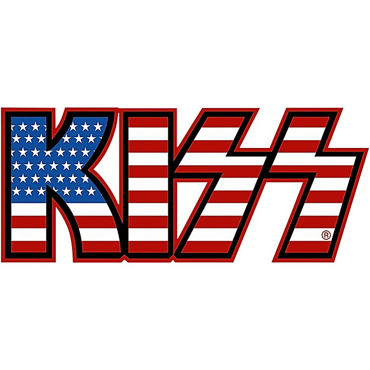 C&D VisionaryKiss American Flag Patch