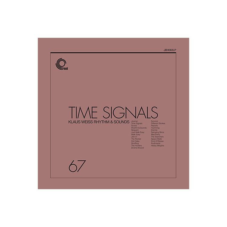 AllianceKlaus Weiss - Time Signals