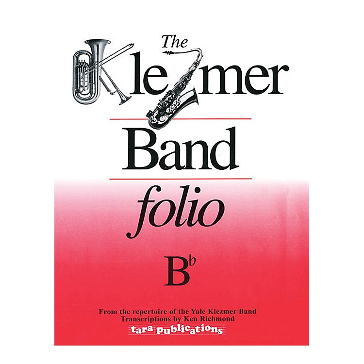 Tara Publications Klezmer Band B Folio Tara Books Series
