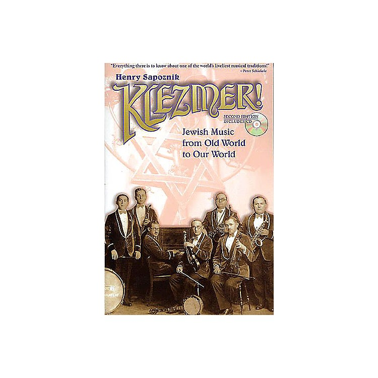 Schirmer TradeKlezmer! (Jewish Music from Old World to Our World 2nd Edition) Omnibus Press Series Softcover