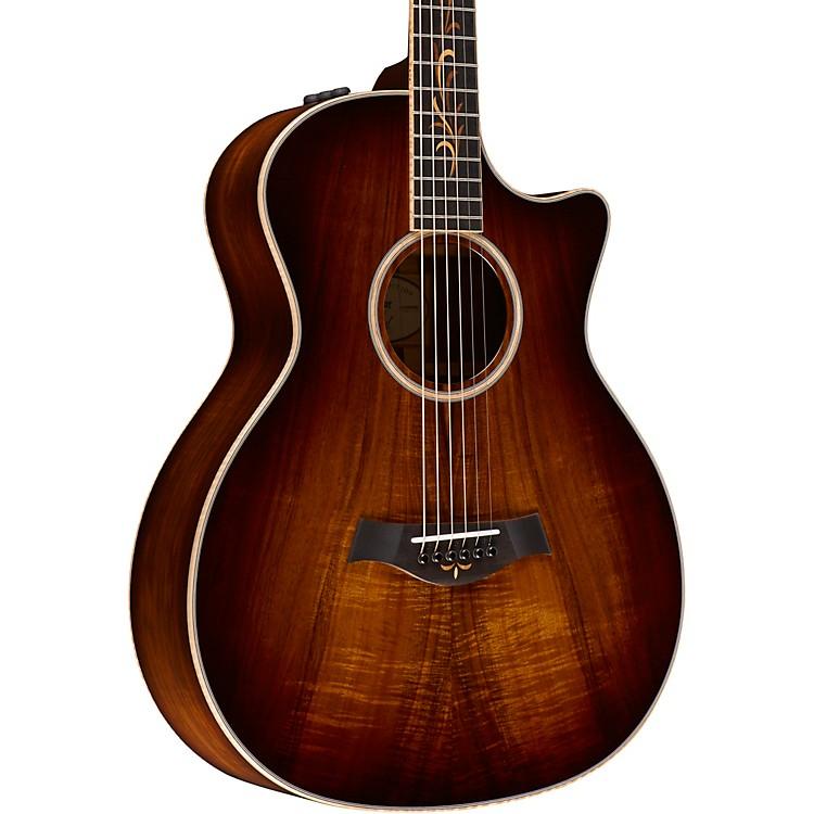 TaylorKoa Series K24ce 12-Fret Grand Auditorium Limited Edition Acoustic-Electric GuitarShaded Edge Burst