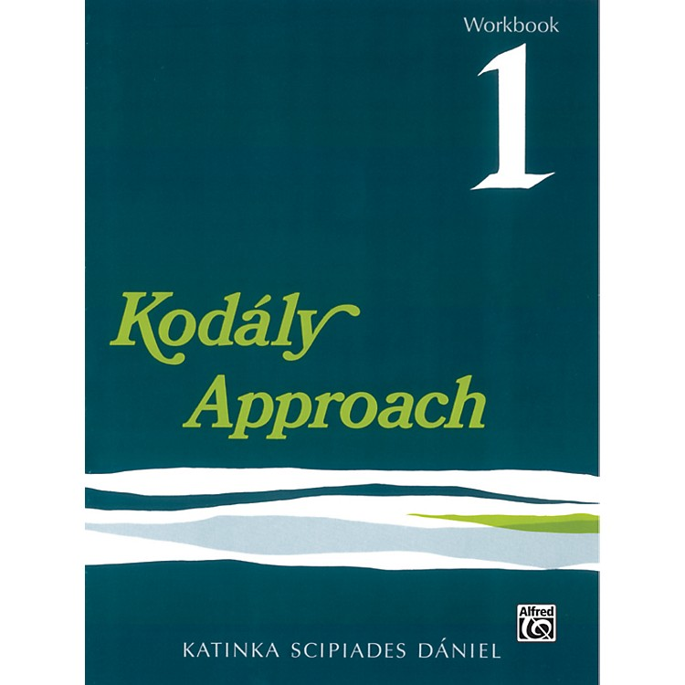 Alfred Kodaly Approach Series Book 1