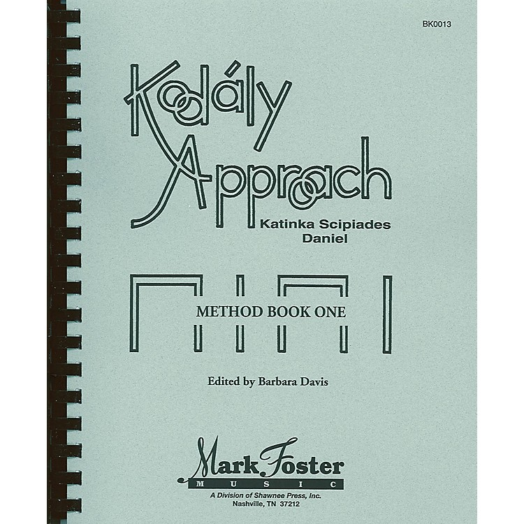 Shawnee Press Kodály Approach (Method Book One - Textbook) Book