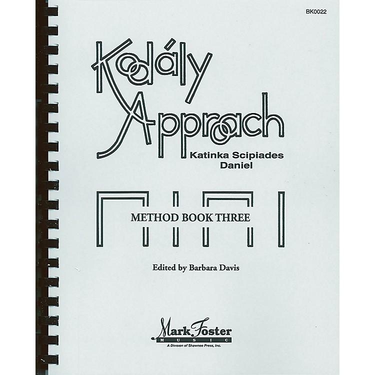 Shawnee PressKodály Approach (Method Book Three - Textbook) Book