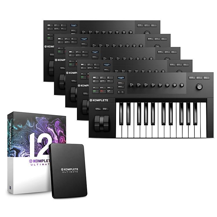 Native InstrumentsKomplete Kontrol A25 with Komplete 12 Educational 5-Pack