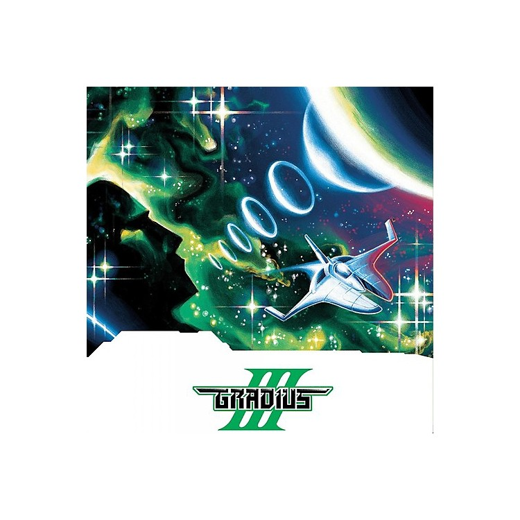 AllianceKonami Kukeiha Club - Gradius III (Original Soundtrack)