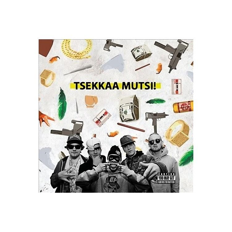 AllianceKorstoraatio - Tsekkaa Mutsi!