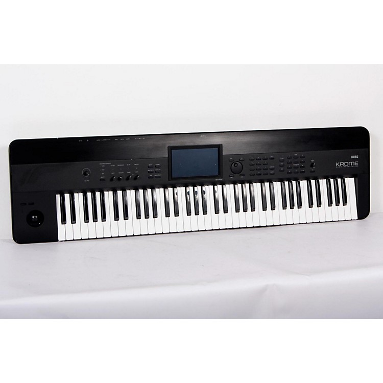 Korg Krome 73 Keyboard Workstation  888365798608