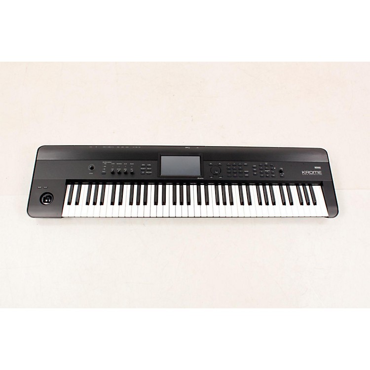 Korg Krome 73 Keyboard Workstation  888365807775