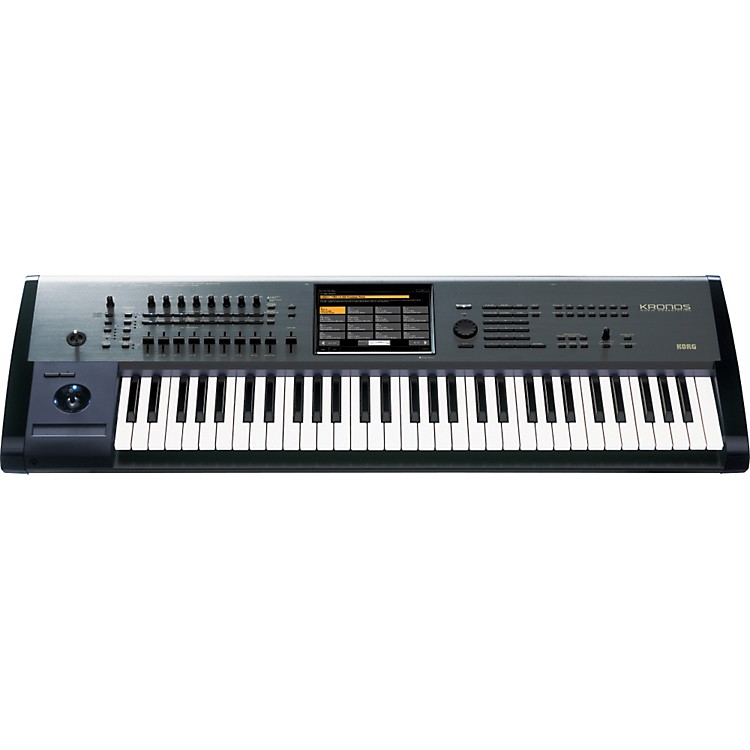 Korg Keyboard Workstations : korg kronos 61 keyboard workstation music123 ~ Russianpoet.info Haus und Dekorationen