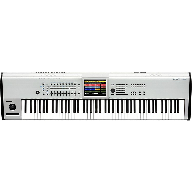 Korg Kronos 88 Key Platinum Music Workstation  190839071965