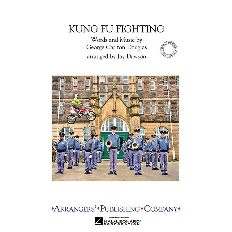 ArrangersKung Fu Fighting Marching Band Level 3 Arranged by Jay Dawson