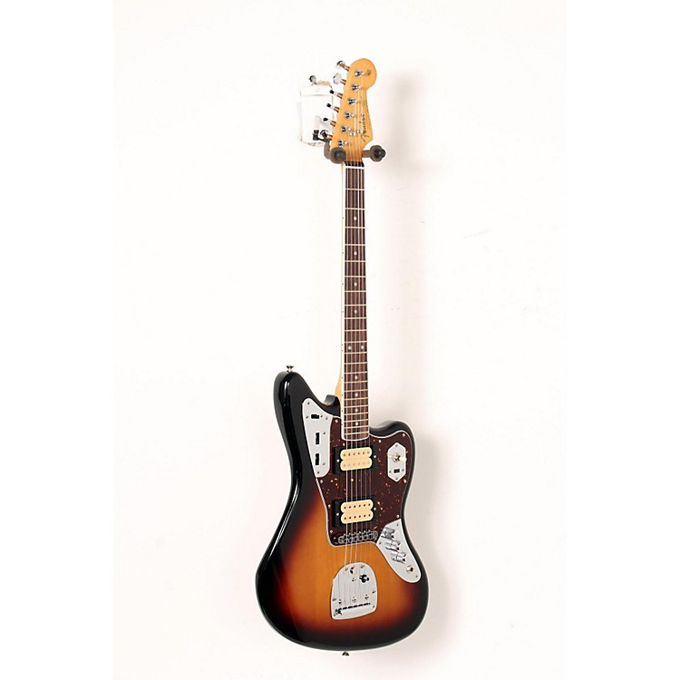 FenderKurt Cobain Jaguar NOS Electric Guitar3-Color Sunburst888365909943