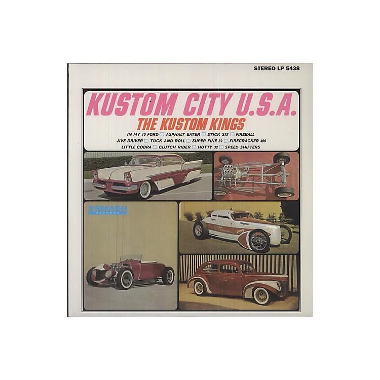 AllianceKustom Kings - Kustom City
