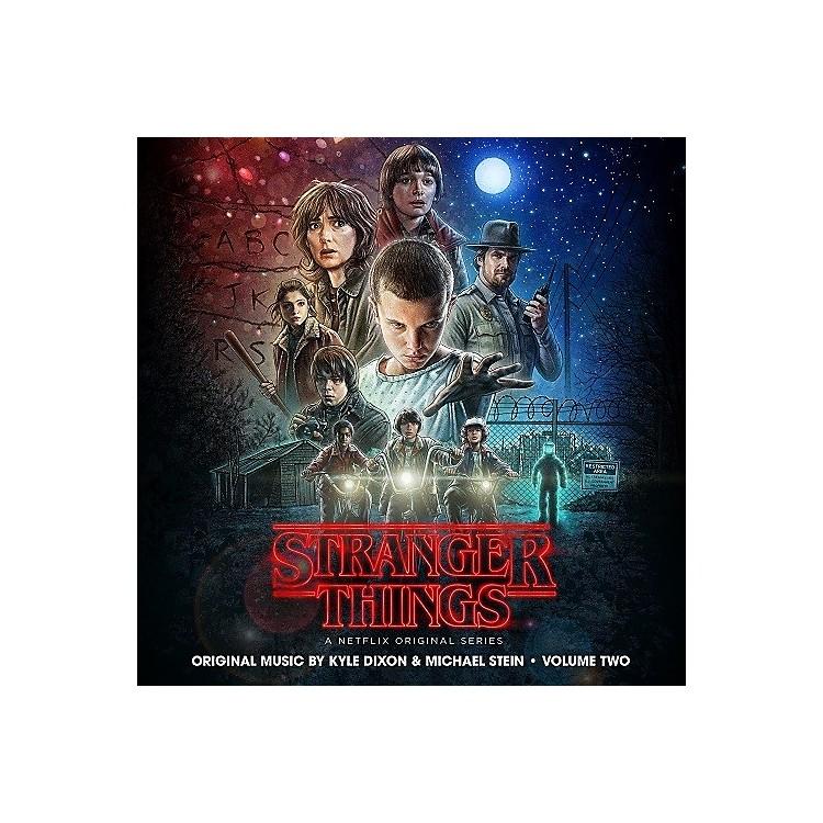 AllianceKyle Dixon - Stranger Things, Vol. 2 (A Netflix Original Series Soundtrack)