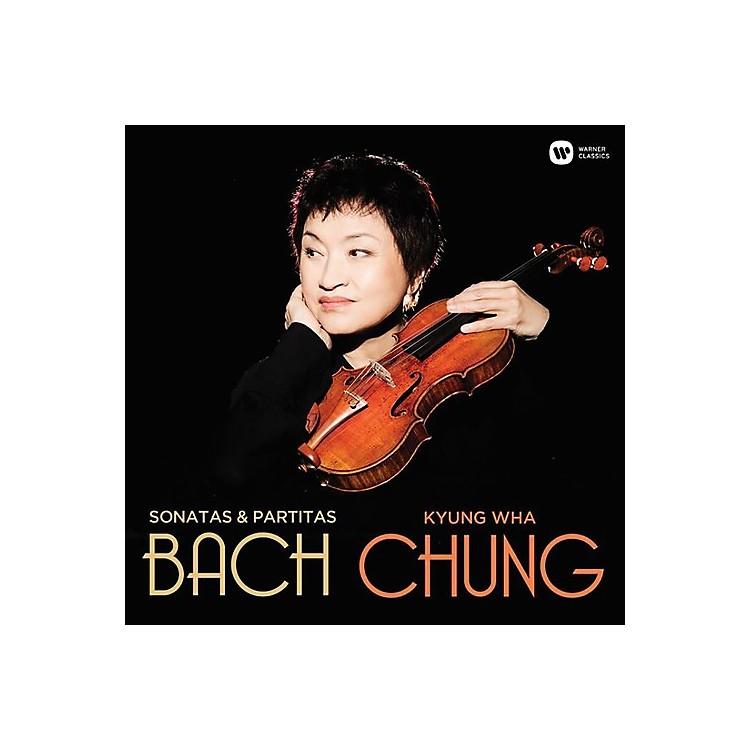 AllianceKyung-Wha Chung - Bach: Violin Sonatas & Partitas
