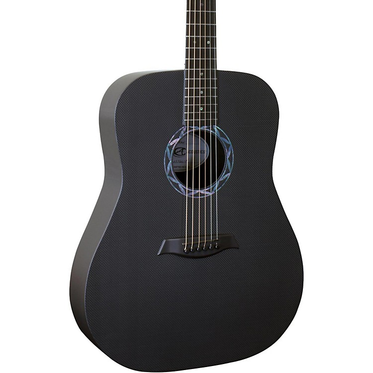 Composite Acoustics L 3011 Legacy Acoustic Guitar Raw Carbon Finish