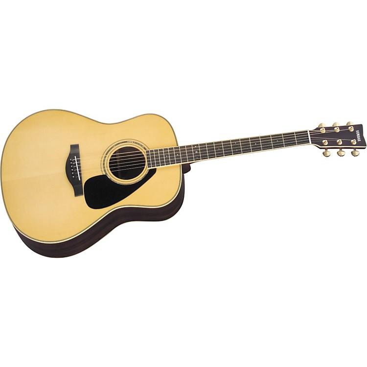 YamahaL Series LL6 Dreadnought Acoustic GuitarTinted Natural