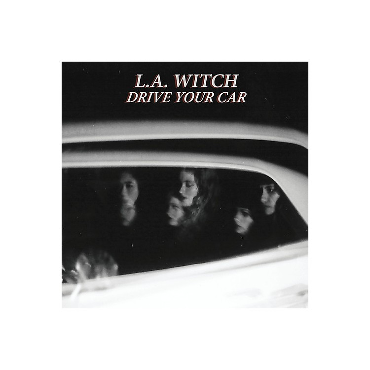 Alliance L.a. Witch - Drive Your Car