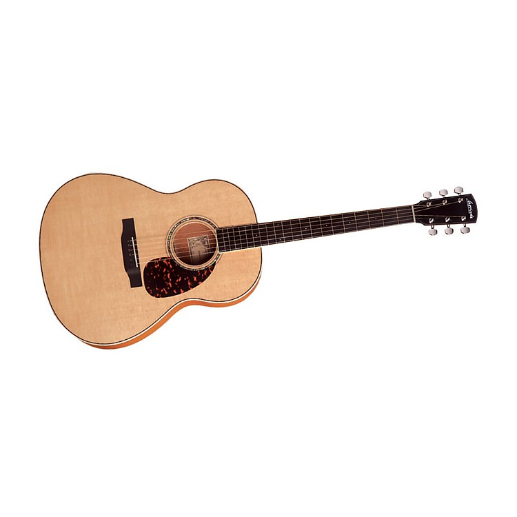 LarriveeL05MHE All Solid Wood Round Body Acoustic Guitar