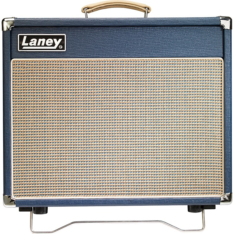 Laney L20T-112 20W 1x12 Tube Guitar Combo Amp Blue