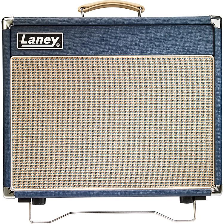 LaneyL20T-112 20W 1x12 Tube Guitar Combo AmpBlue