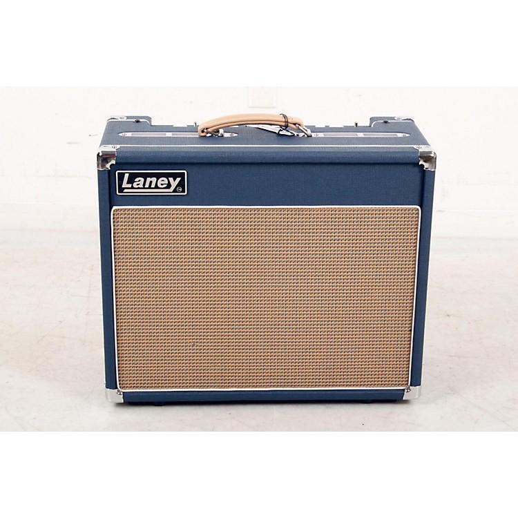 LaneyL20T-112 20W 1x12 Tube Guitar Combo AmpBlue888365808116