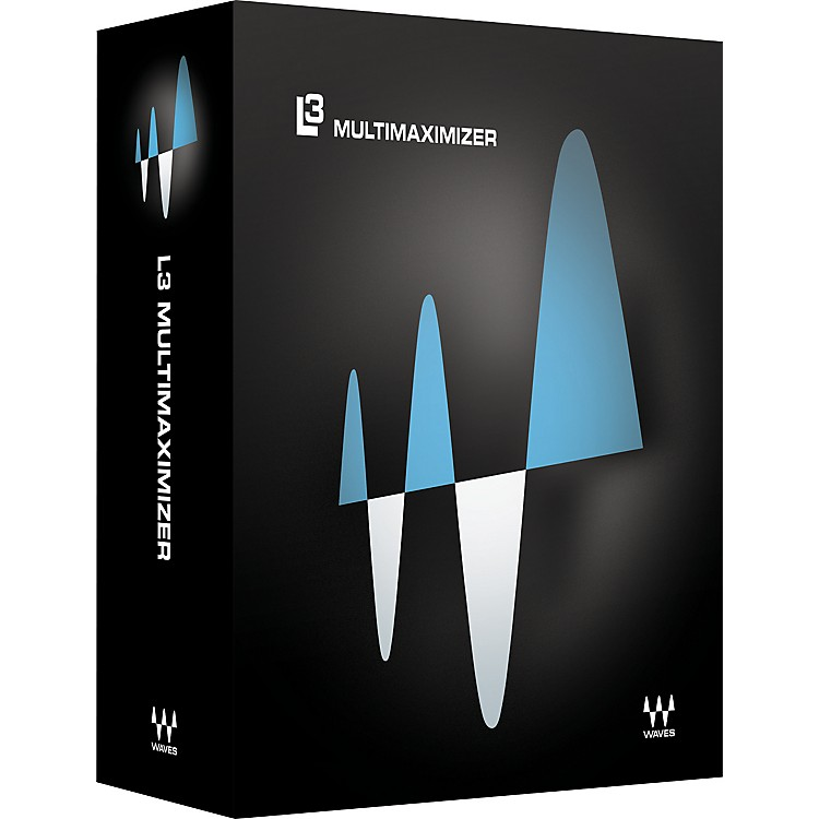 Waves L3 Multimaximizer Native Software