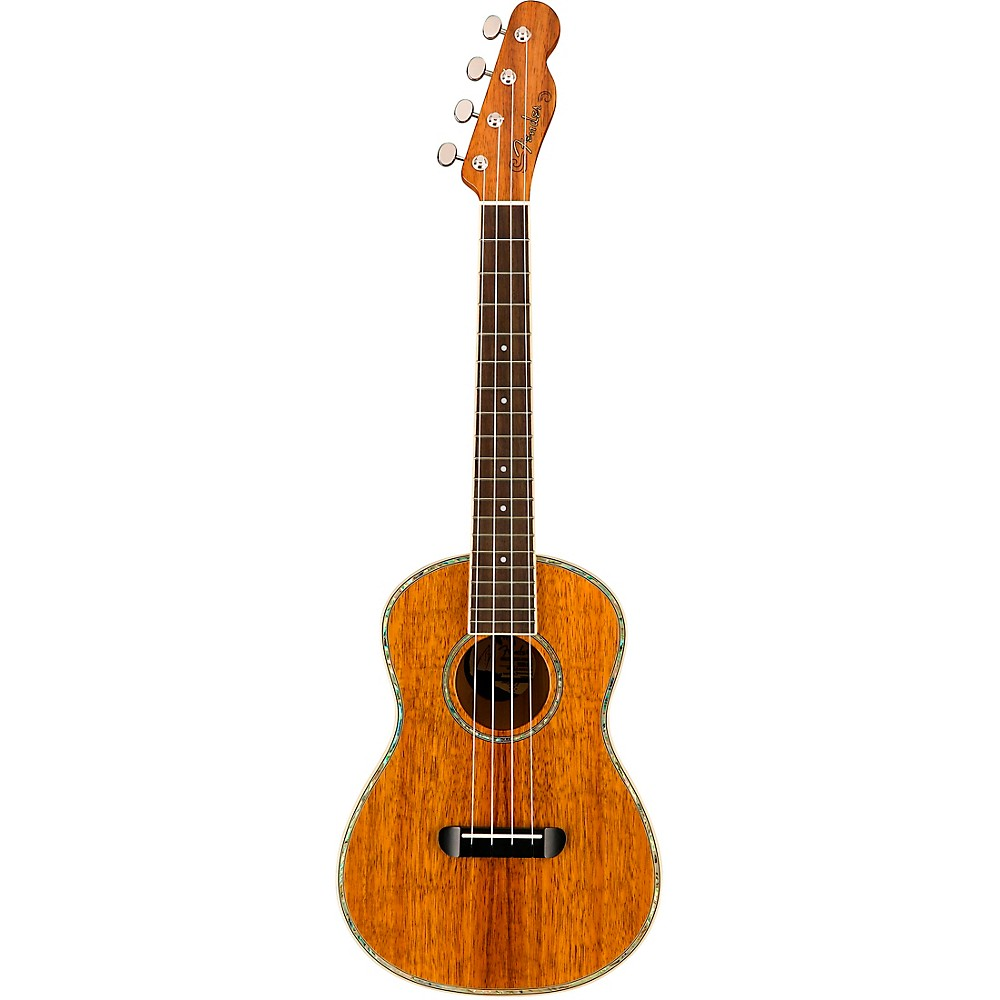 Fender Montecito Tenor Ukulele Natural