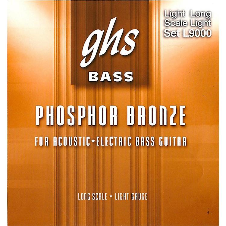 GHSL9000 Acoustic Bass Strings