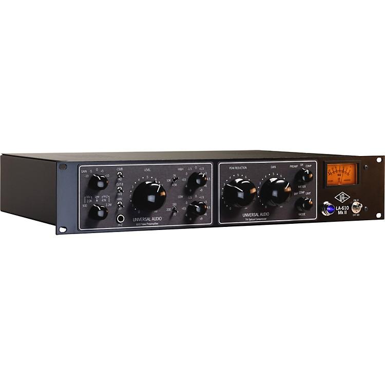 Universal AudioLA-610 Mk II Classic Tube Recording Channel