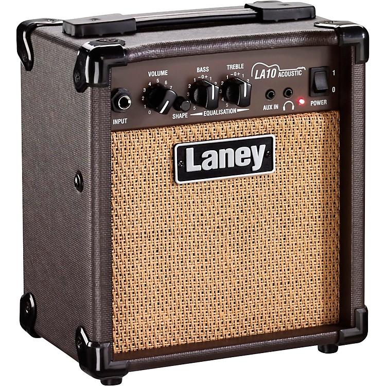 LaneyLA10 10W 1x5 Acoustic Combo AmpBrown