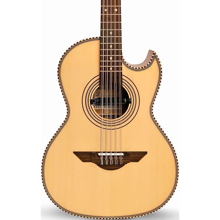 H. JimenezLBQ1E Bajo Quinto El Estandar Series Acoustic-Electric