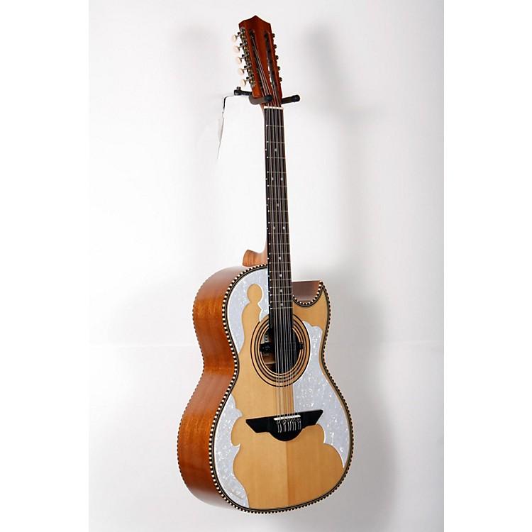 H. JimenezLBQ4E El Patron Acoustic-Electric Bajo QuintoNatural888365853987
