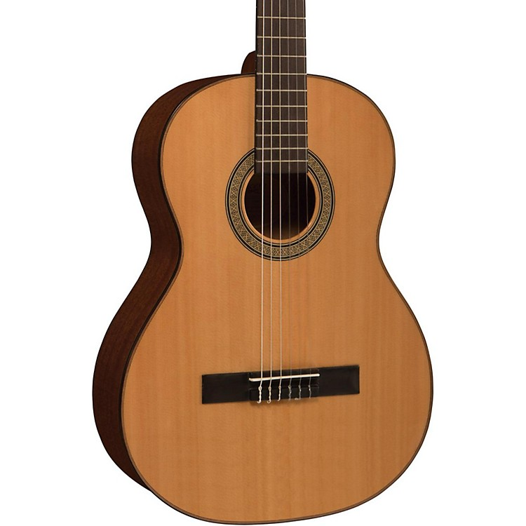 LuceroLC150S Spruce/Sapele Classical GuitarNatural