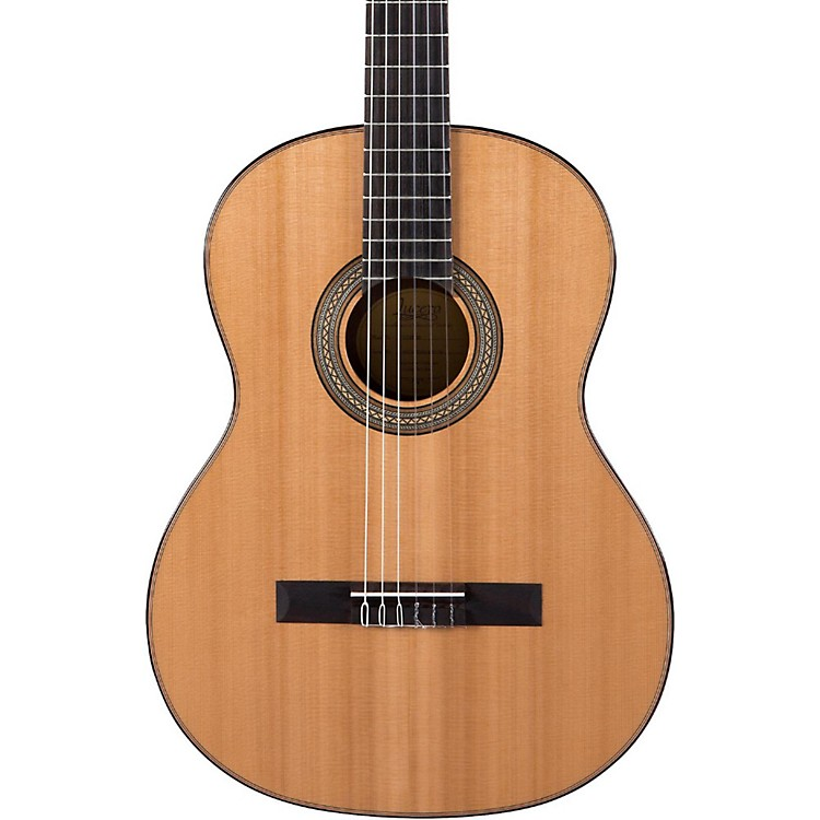 Lucero LC230S Exotic wood Classical Guitar Natural 190839244253