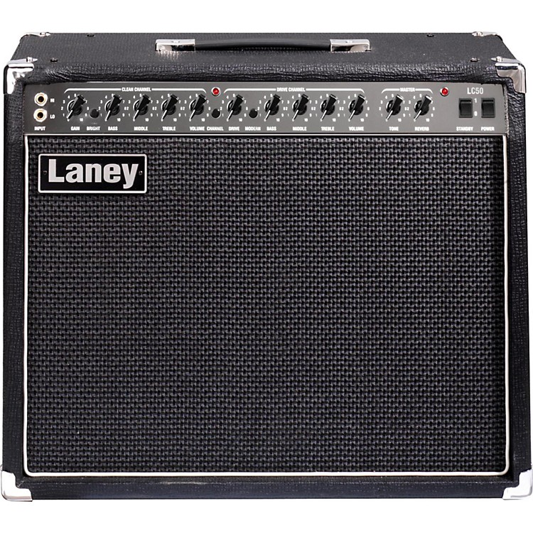 Laney LC50-112 50W 1x12 Tube Guitar Combo Amp