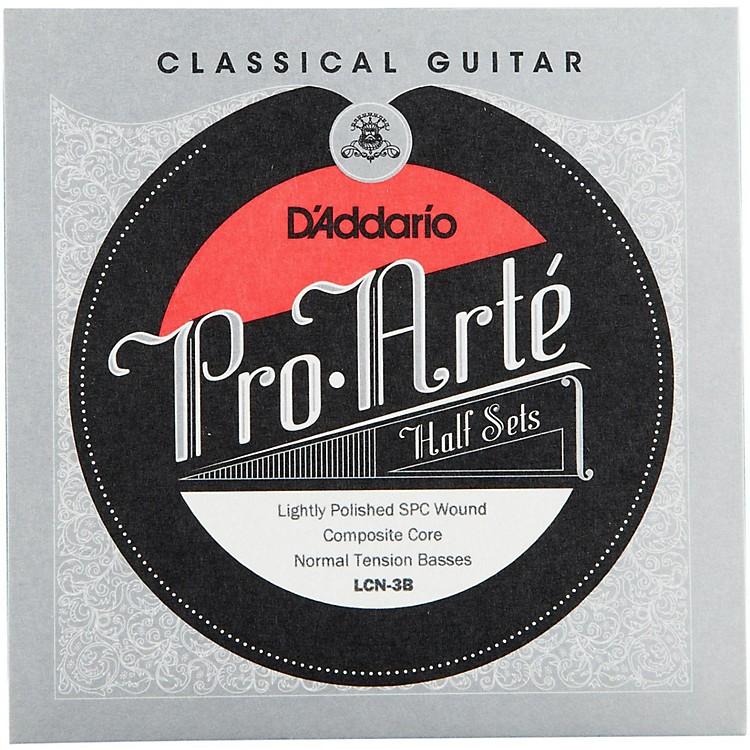 D'AddarioLCN-3B Pro-Arte Normal Tension Classical Guitar Strings Half Set
