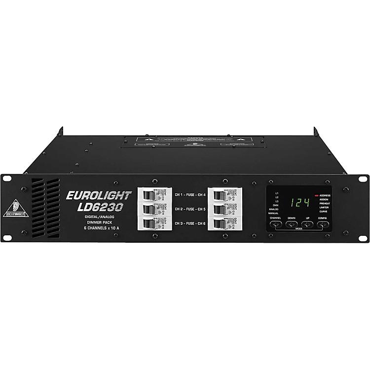 BehringerLD6230 Eurolight 6-Channel Lighting Dimmer Pack