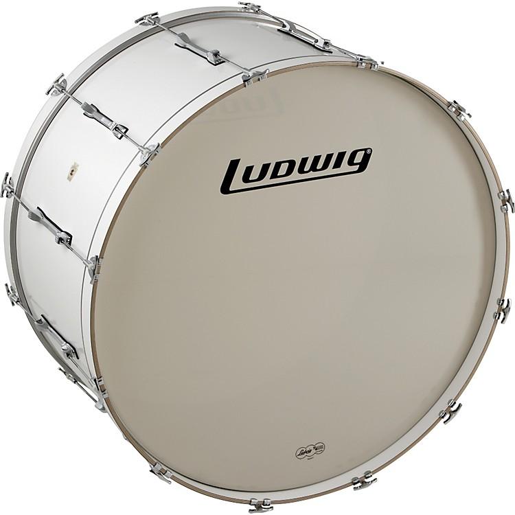 LudwigLE-CB Bass DrumWhite18x36