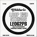 D'AddarioLE062PB Phosphor Bronze Wound Single String thumbnail