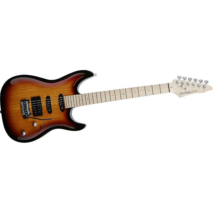 LagunaLE300 Electric GuitarVintage SunburstMaple Fretboard
