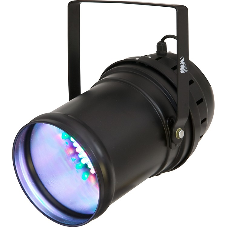 LightingLED PAR 64 LightBlackLong Fixture