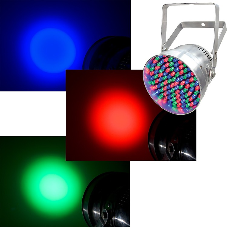 CHAUVET DJ LEDrain 56C - PAR Can in Chrome