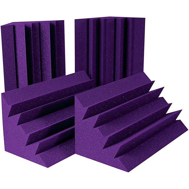 Auralex LENRD Bass Trap (8 pack) Purple