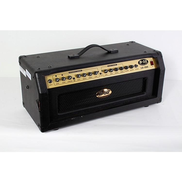B-52LG-100A 100W Solid State Guitar Amp HeadRegular190839496164