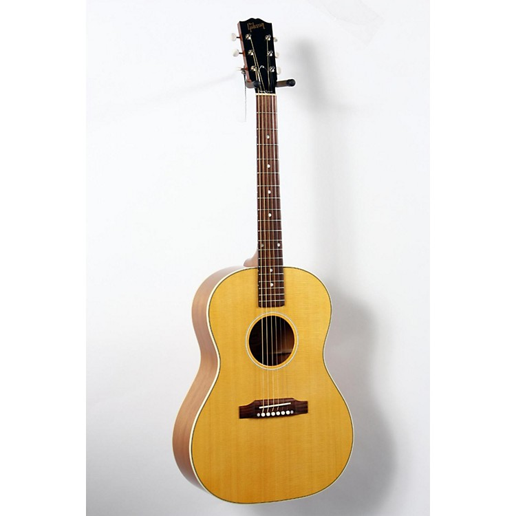 Gibson LG-2 American Eagle Acoustic Electric Guitar Natural 888365616674